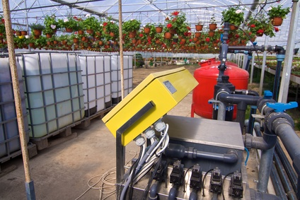 fertigation nutrient seedling nursery hydroponic