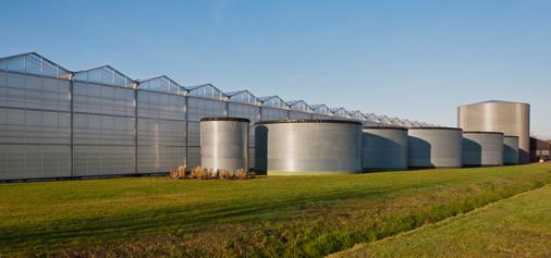 greenhouse nutrient tanks fertigation hydroponics multispan agricutlure farming