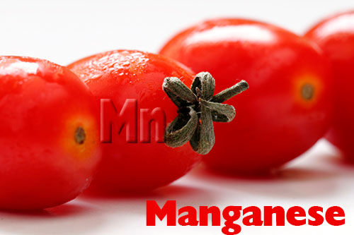 Manganese and tomato uptake is influenced by ph and bacteria