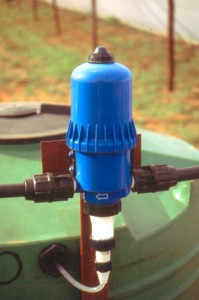 dosatron fertilizer injector proportioner